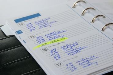 Der Familienkalender
