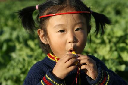 Beliebte chinesische Vornamen