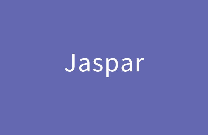 Jaspar – der Vorname