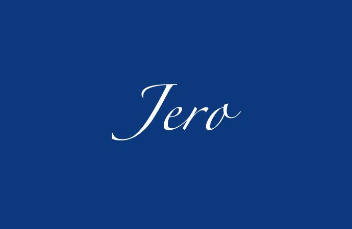 Vorname Jero