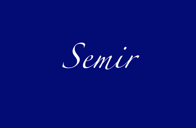Bedeutung des Namen Semir