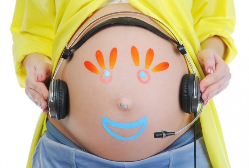 Schwangerschaft in der 27. SSW
