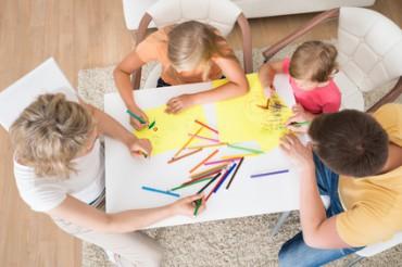 Das Familienzimmer – Ein Ort für Jung und Alt