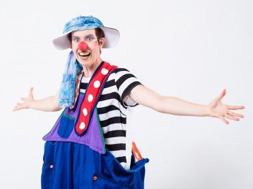 Einen Clown buchen für den Kindergeburtstag