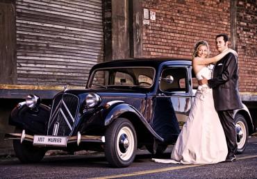 Einen schönen Oldtimer als Hochzeitsauto mieten