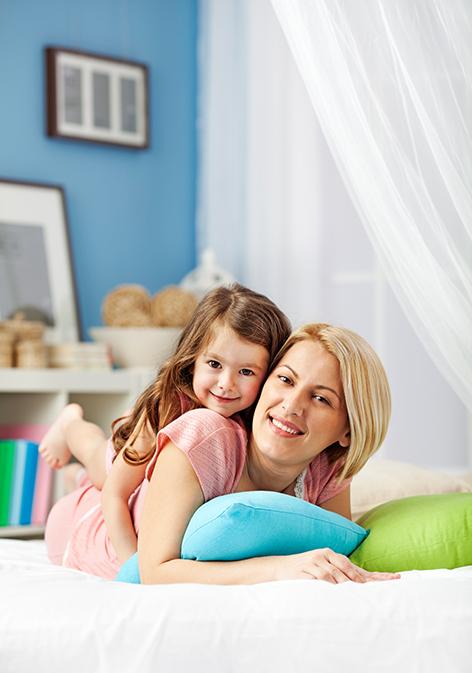 Starke Stimme im Berufs- und Familienleben